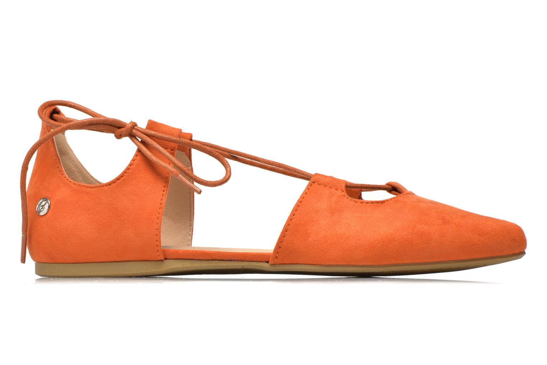 Ballet pumps Blink New-Imanil Orange back view