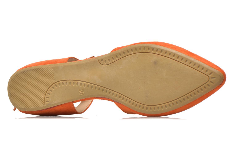 Ballerinas Blink New-Imanil orange ansicht von oben