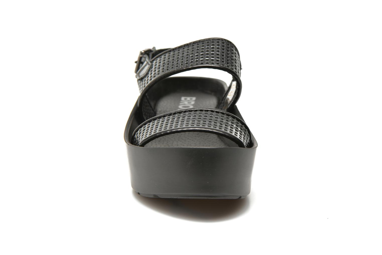 Sandals Bronx Allix B Grey model view