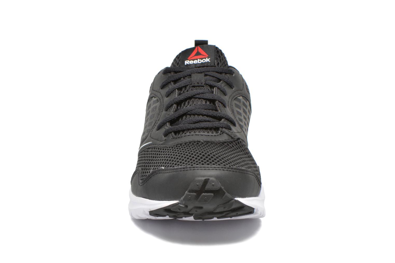 Sport shoes Reebok Reebok rush Black model view