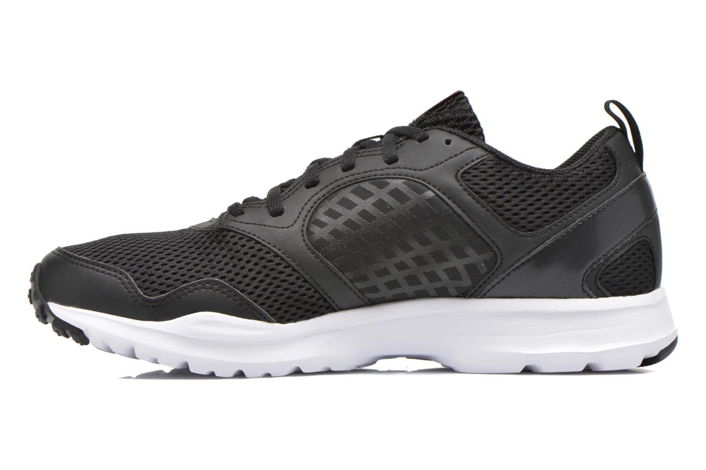 Sport shoes Reebok Reebok rush Black front view