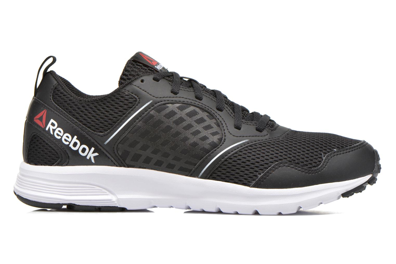 Sport shoes Reebok Reebok rush Black back view