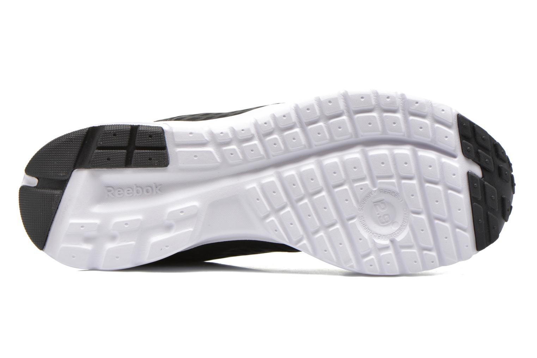 Zapatillas de deporte Reebok Reebok rush Negro vista de arriba