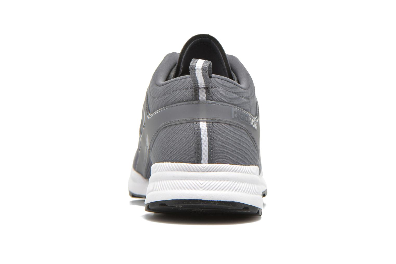 Baskets Reebok Ventilator adapt Gris vue droite