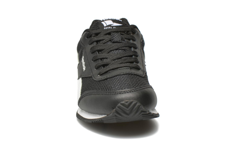 Baskets Reebok Reebok royal cljog 1 Noir vue portées chaussures