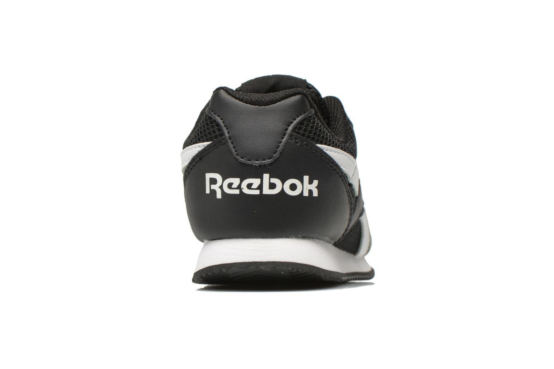 Baskets Reebok Reebok royal cljog 1 Noir vue droite
