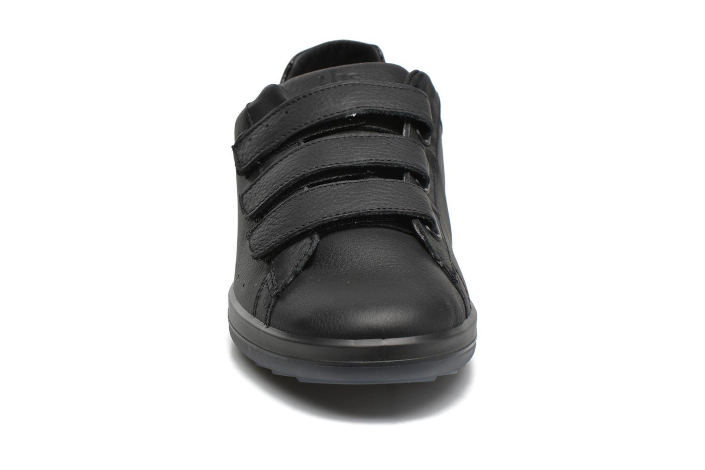 Sneaker TBS Easy Walk Eclipse schwarz schuhe getragen