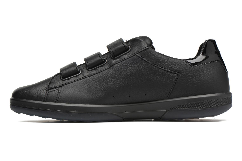 Sneaker TBS Easy Walk Eclipse schwarz ansicht von vorne