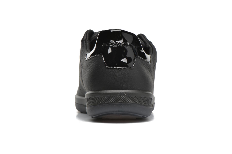 Sneaker TBS Easy Walk Eclipse schwarz ansicht von rechts