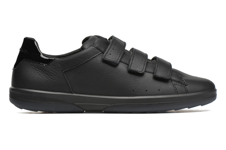 Sneaker TBS Easy Walk Eclipse schwarz ansicht von hinten
