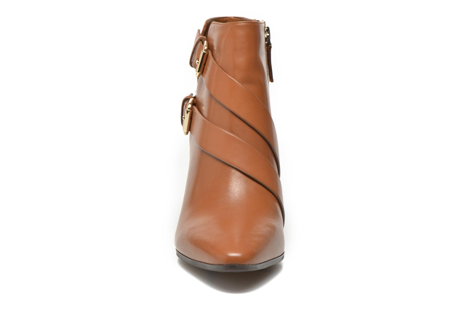 Ankle boots Guess Hea Brown model view