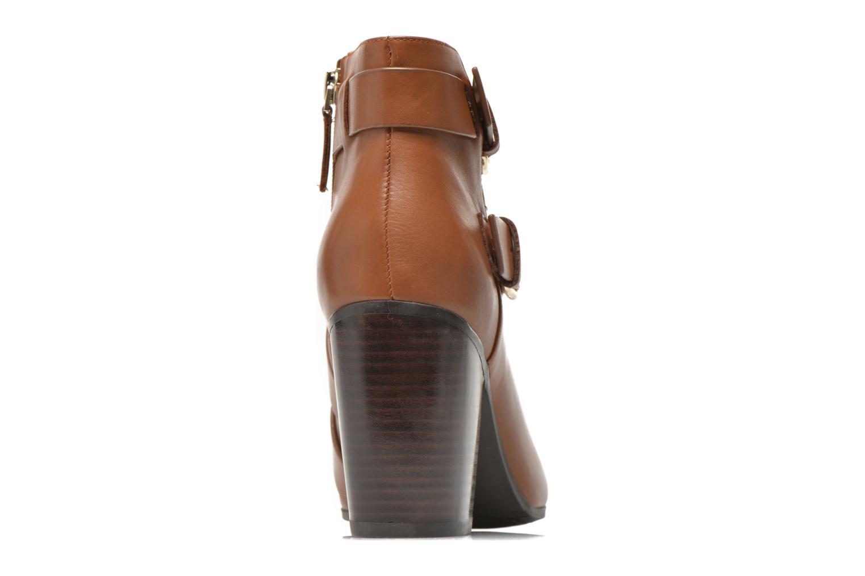 Bottines et boots Guess Hea Marron vue droite