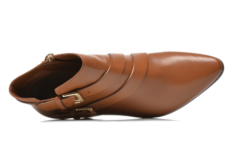 Bottines et boots Guess Hea Marron vue gauche