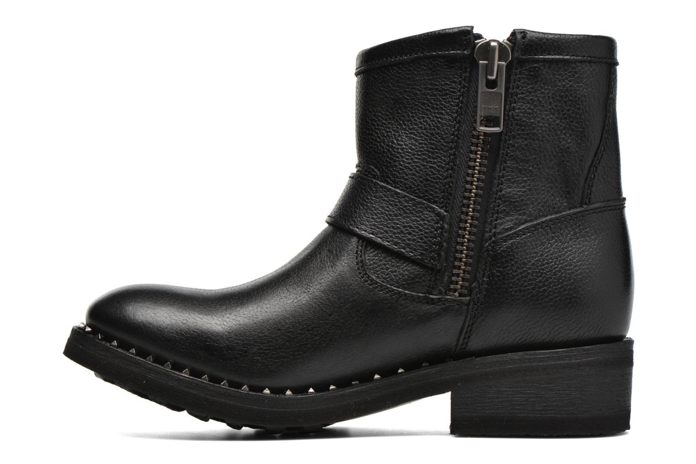 Bottines et boots Ash Speed Noir vue face