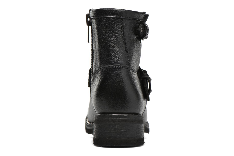 Bottines et boots Ash Speed Noir vue droite