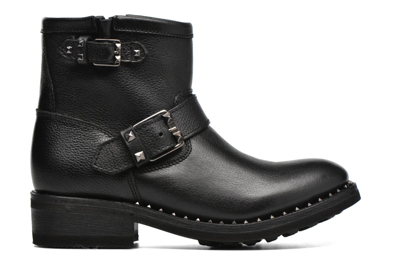Bottines et boots Ash Speed Noir vue derrière
