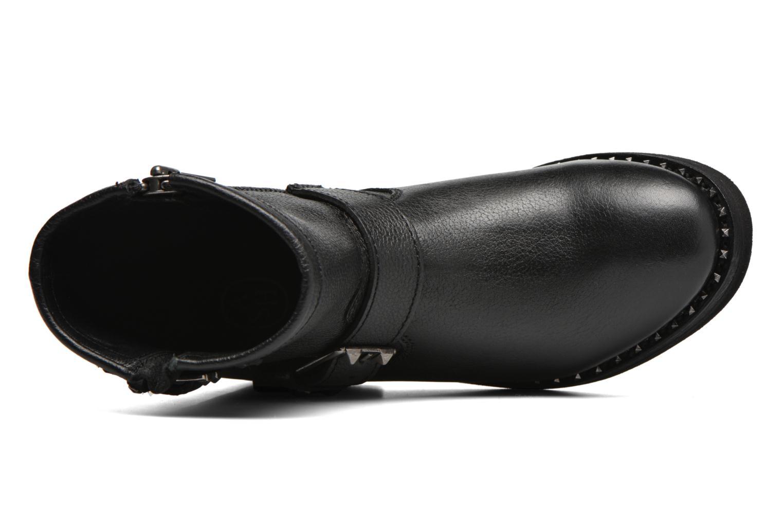 Bottines et boots Ash Speed Noir vue gauche