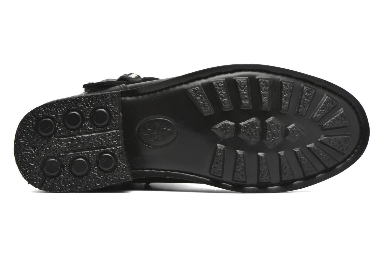 Bottines et boots Ash Speed Noir vue haut