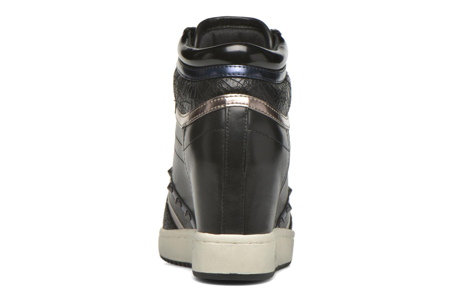 Prince Crack Nappa Calf Black
