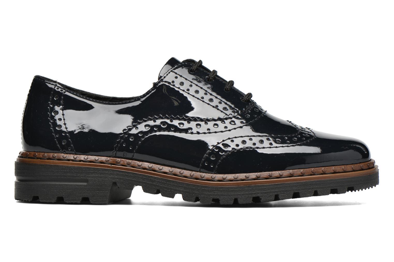 Chaussures à lacets Rieker Lisa 54812 Bleu vue derrière