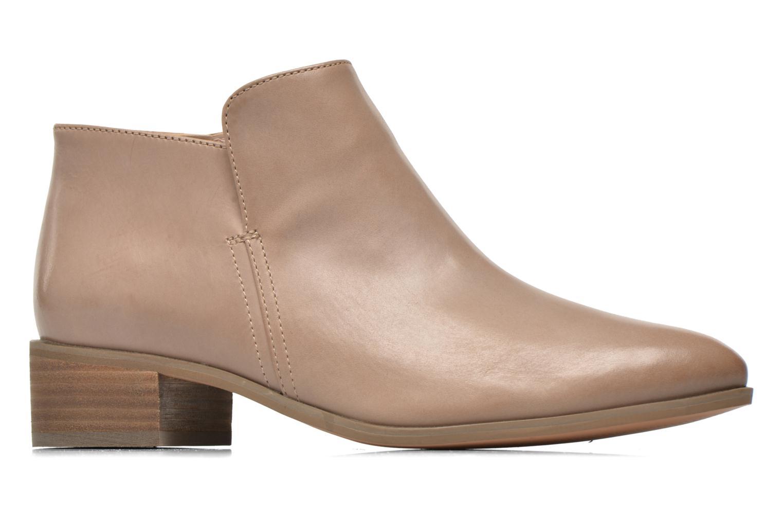Bottines et boots Clarks Marlina Revel Beige vue derrière