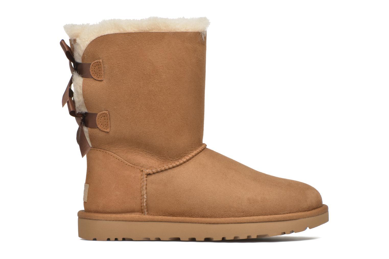 Bottines et boots UGG Bailey Bow II Marron vue derrière