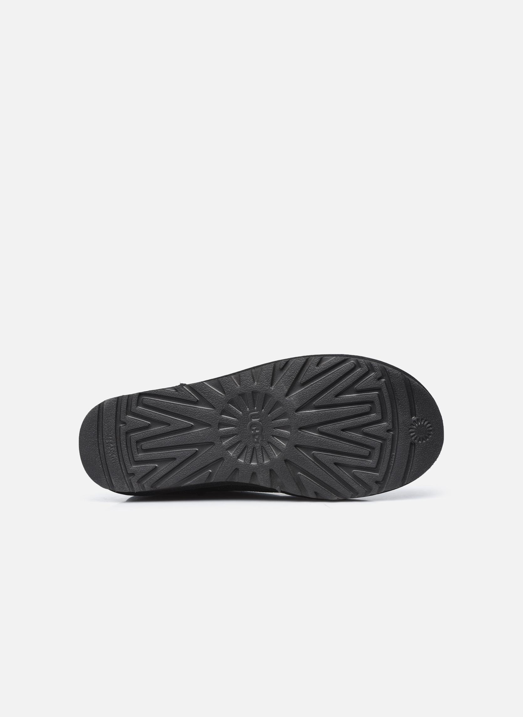 Stiefeletten & Boots UGG W Classic Mini Serein schwarz ansicht von oben