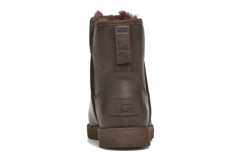 W Cory Leather Stout