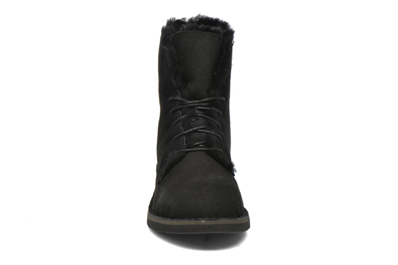 Bottines et boots UGG W Quincy Noir vue portées chaussures