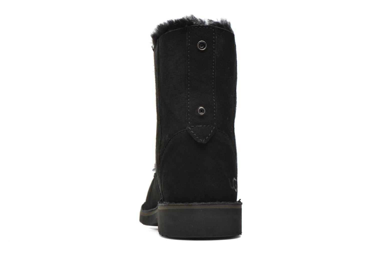 Bottines et boots UGG W Quincy Noir vue droite