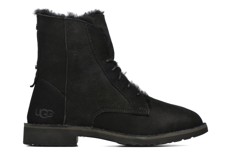 Bottines et boots UGG W Quincy Noir vue derrière