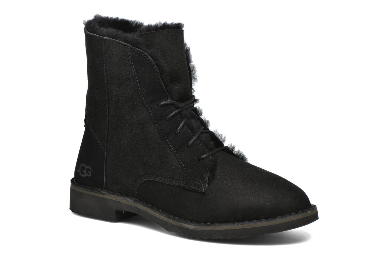 Bottines et boots UGG W Quincy Noir vue détail/paire