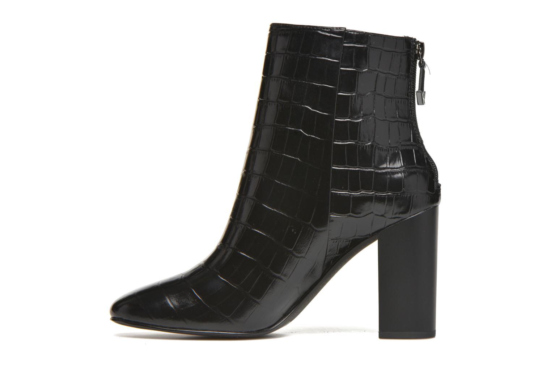Bottines et boots What For Almé Noir vue face