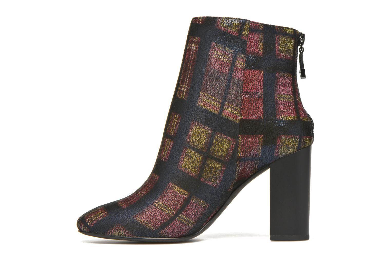 Bottines et boots What For Zille Noir vue face
