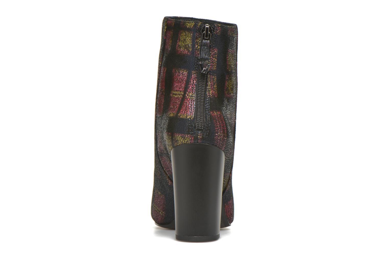 Bottines et boots What For Zille Noir vue droite