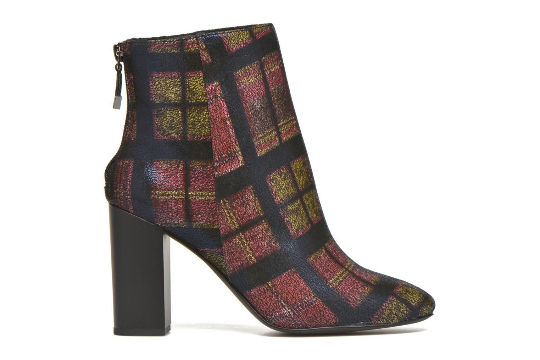 Bottines et boots What For Zille Noir vue derrière