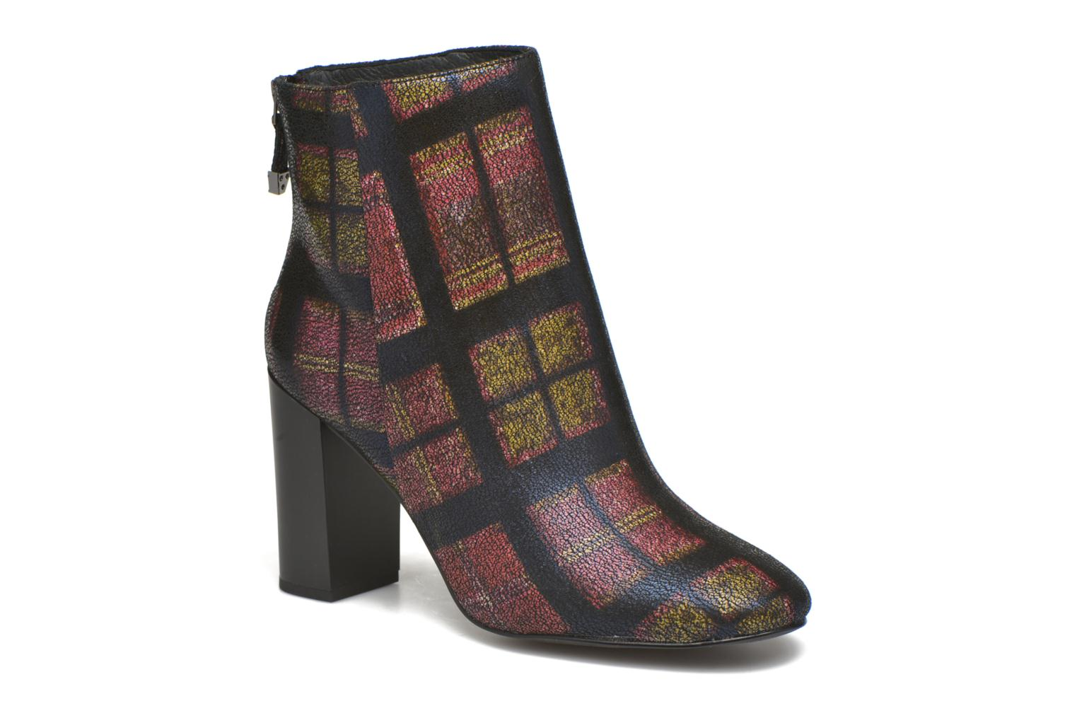 Ankle boots What For Zille Black detailed view/ Pair view