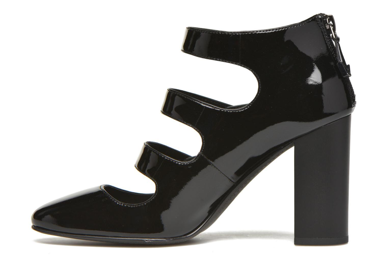 Zapatos de tacón What For Dincau Negro vista de frente