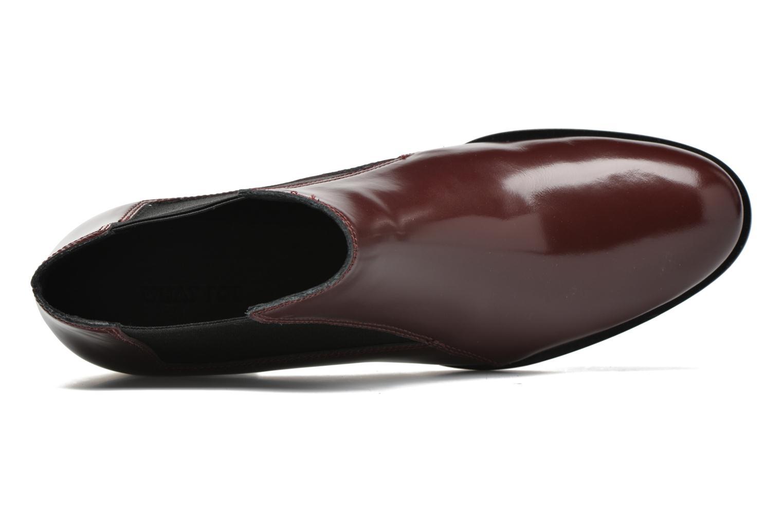 Boots en enkellaarsjes What For Sriso Bordeaux links