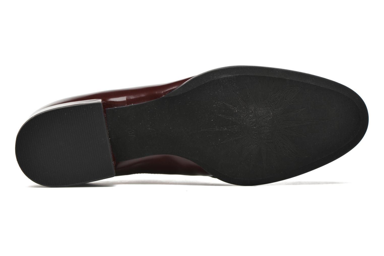 Boots en enkellaarsjes What For Sriso Bordeaux boven