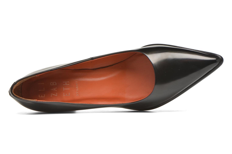 High heels Elizabeth Stuart Adagio 308 Black view from the left