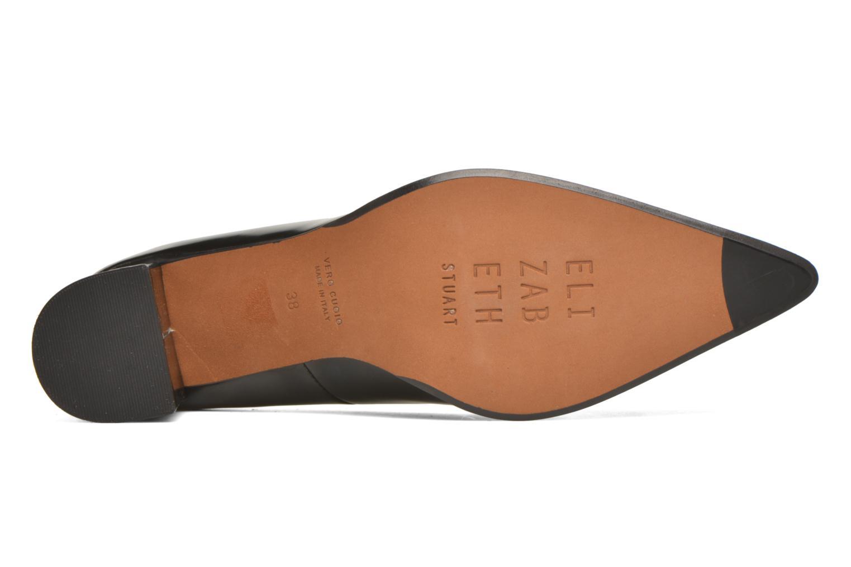 High heels Elizabeth Stuart Adagio 308 Black view from above