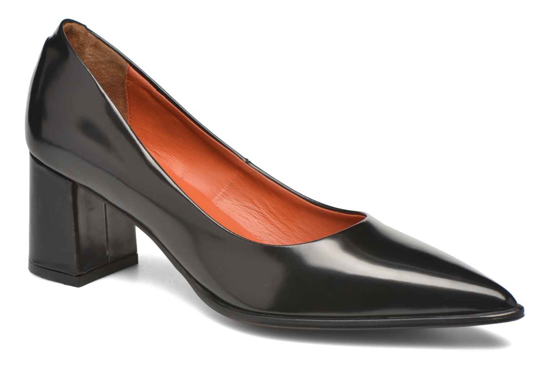 High heels Elizabeth Stuart Adagio 308 Black detailed view/ Pair view