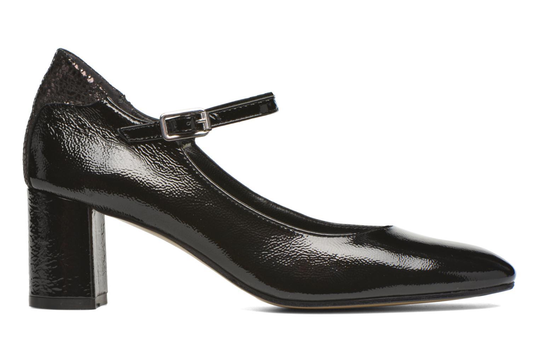 High heels Elizabeth Stuart Katin 505 Black back view