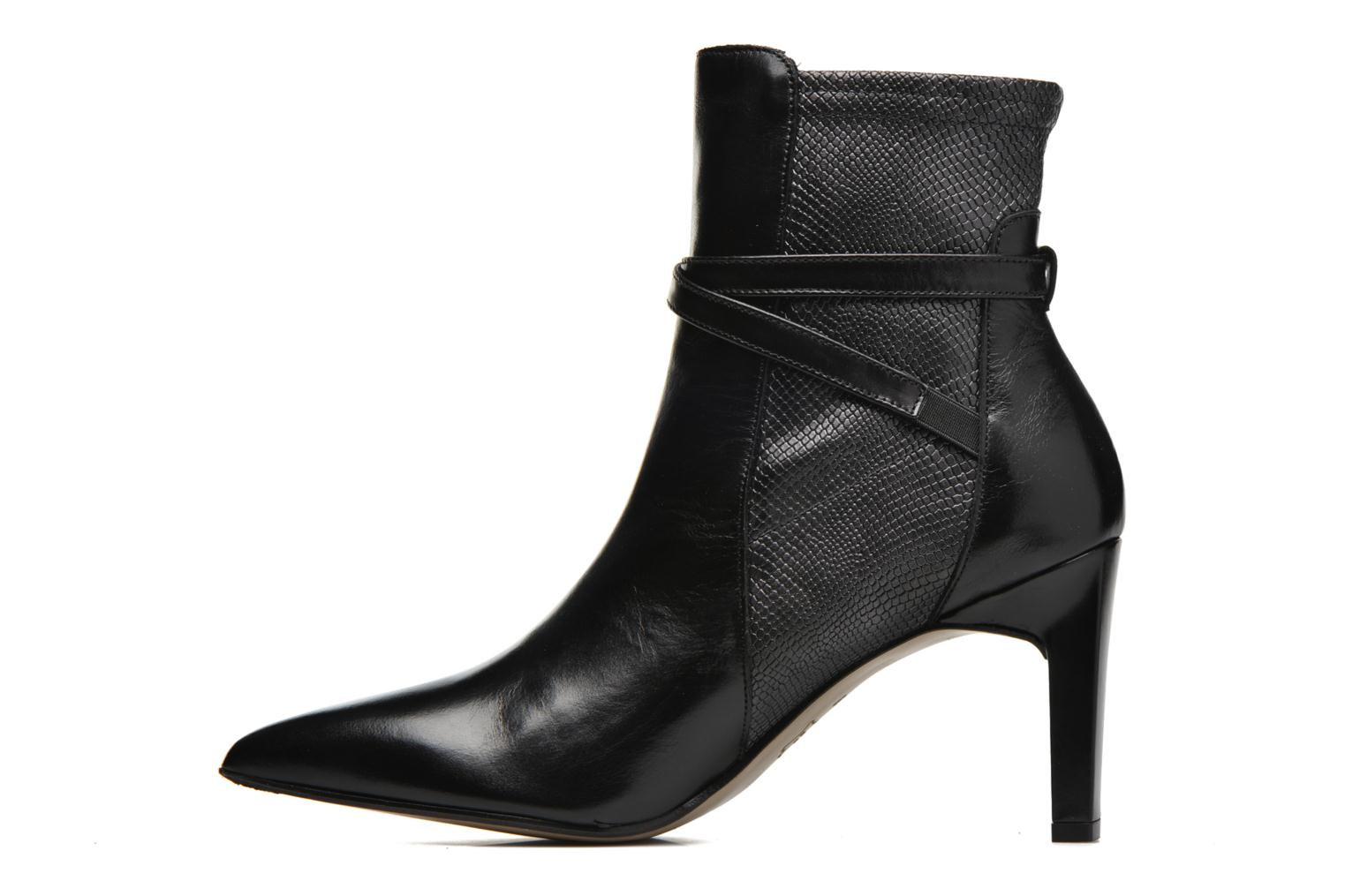 Bottines et boots Elizabeth Stuart Brook 529 Noir vue face