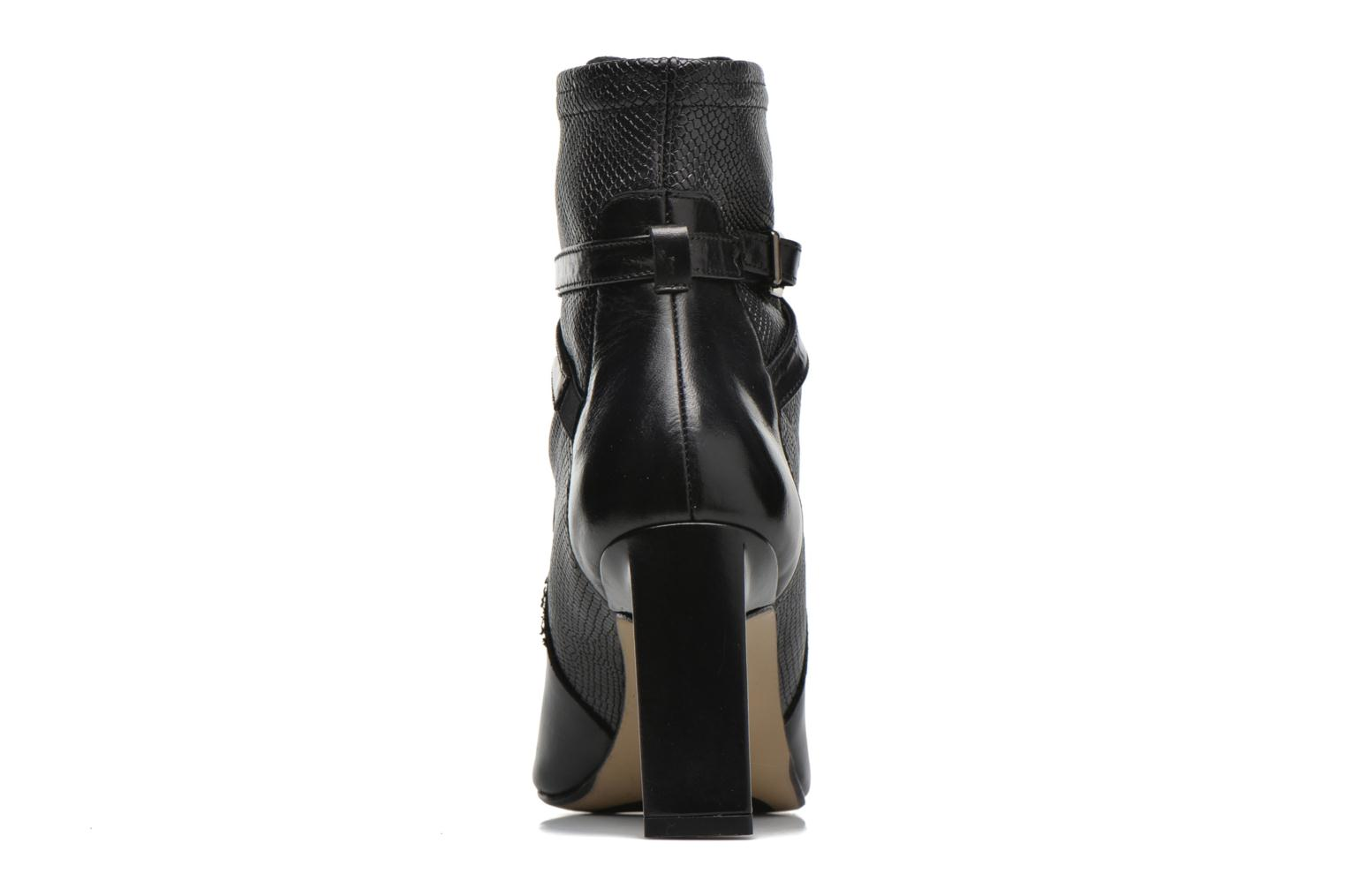 Ankle boots Elizabeth Stuart Brook 529 Black view from the right