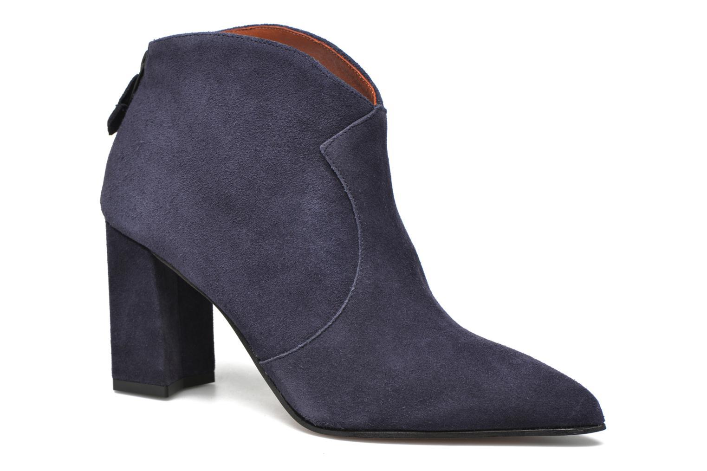 Grandes descuentos últimos zapatos Elizabeth Stuart Boheme 334 (Azul) - Botines  Descuento