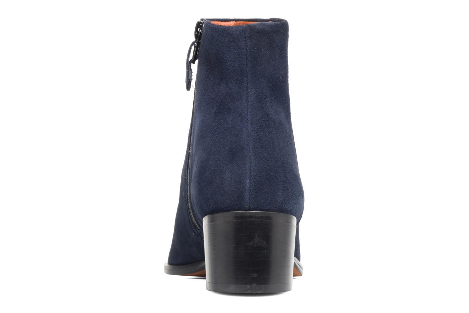 Ankle boots Elizabeth Stuart Havys 300 Blue view from the right