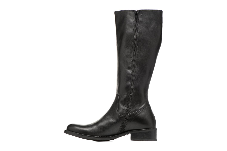 Boots & wellies Elizabeth Stuart Dolan 294 Black front view