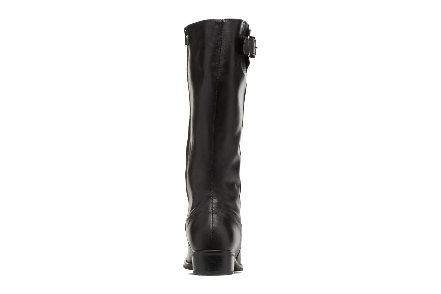 Boots & wellies Elizabeth Stuart Dolan 294 Black view from the right